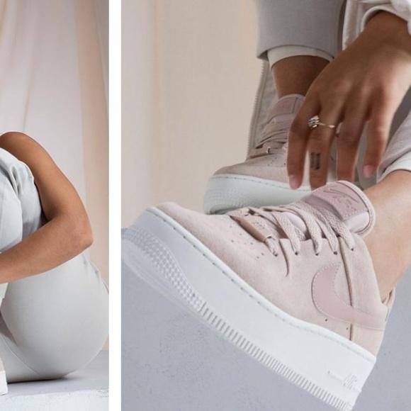 d142560c9e49a7 Nike Shoes | Nib Air Force 1 Sage Low Beige Sz 8 | Poshmark